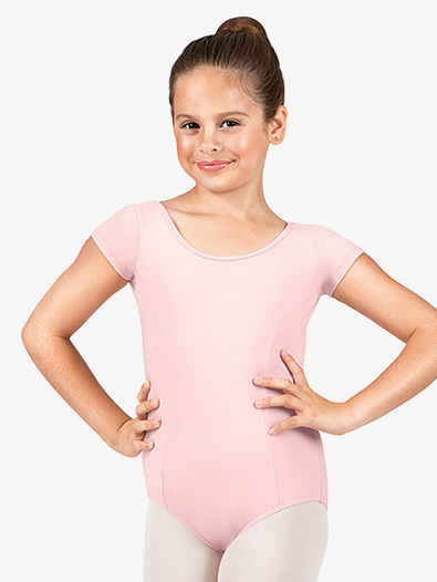 Child Cap Sleeve Leotard - Style No M515C