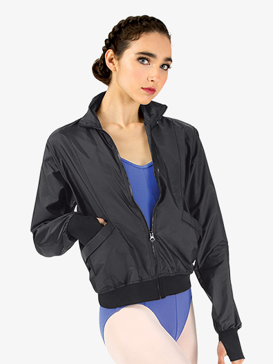 Womens Ripstop Warm Up Jacket - Style No M7043L