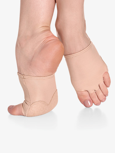 Adult Metatarsal Protector Lyrical Half Sole - Style No MD18