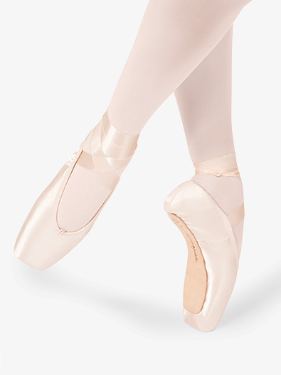 Adult Muse Pointe Shoes - Style No MD