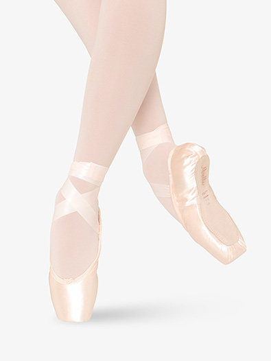Adult Academie Pointe Shoes - Style No MS101AC