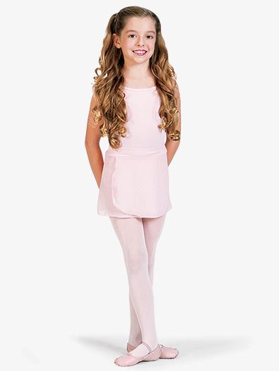 Child Chiffon Pull-On Skirt - Style No MS12CH
