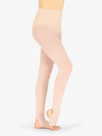 Girls Professional Stirrup Dance Tights - Style No MTB13C