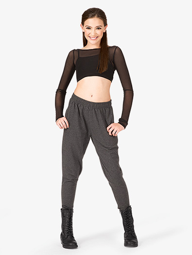 Girls Harem Sweatpants - Style No N7235Cx