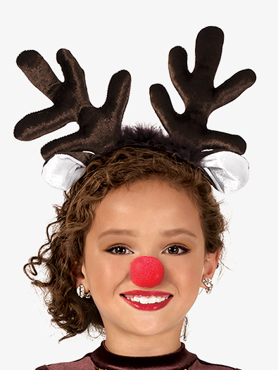 Child Reindeer Headband - Style No N729