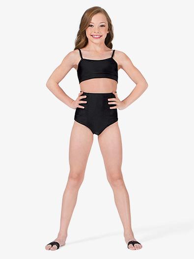 Girls High Waist Brief - Style No N8761Cx