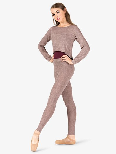 Womens Warm Up Leggings - Style No N9083
