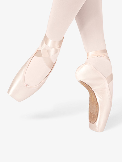 Adult Rubin Pointe Shoes (Ruby) - Style No RD