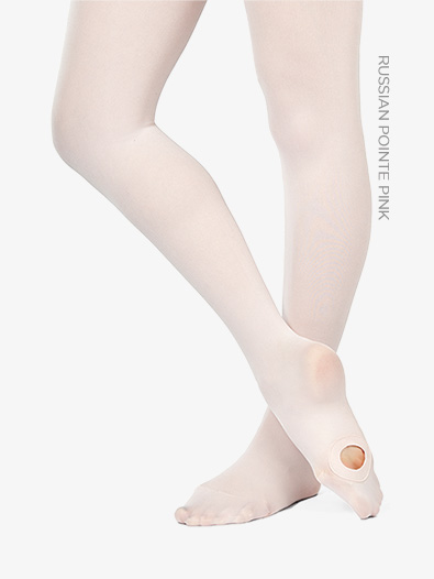Adult Convertible Seamless Toe Tights - Style No RPTIGHT2