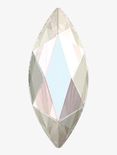 Swarovski Crystal AB Marquise Jewel Cut Flatback - Style No RU068x
