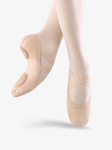 Girls Synchrony Ballet Shoes - Style No S0625G