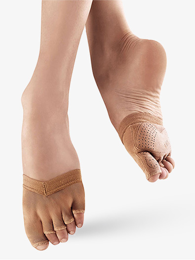 Adult Soleil Lyrical Foot Gloves - Style No S0662