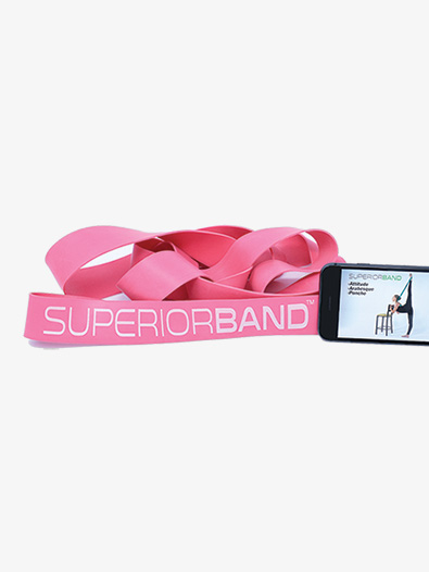 SuperiorBand Loop Dance Stretch Band Light - Style No SB2PK
