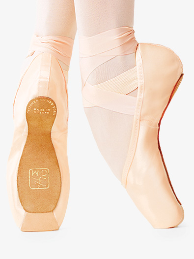 Womens Sleek Fit Pointe Shoes - Style No SKP