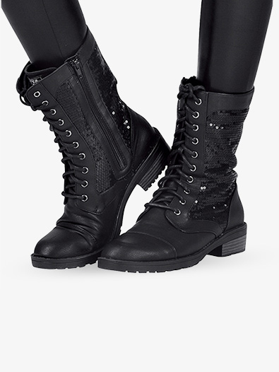 4b82e8bd205e52 Combat Boot - Shoes | Double Platinum SWAG | DiscountDance.com