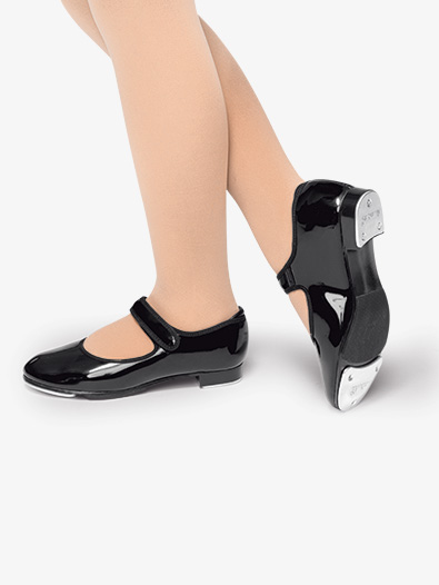 Adult Easy Strap Tap Shoes - Style No T9050