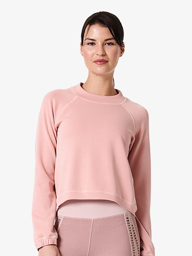 Sleek Sweat Top - Style No TFA0135