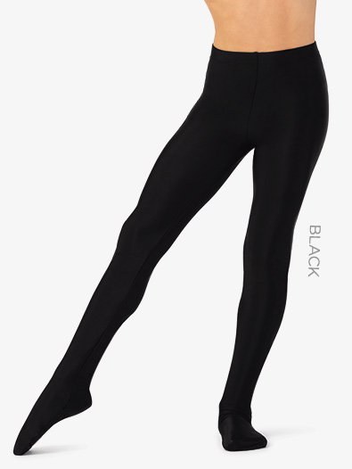 Boys Matte Convertible Tights - Style No TH5135C