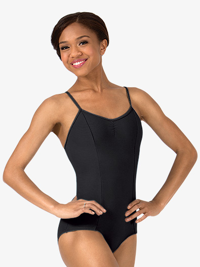 Womens Pinch Front Camisole Leotard - Style No TH5532x