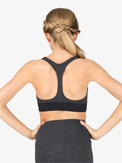 Womens Racerback Tank Sports Bra - Style No Z3079x