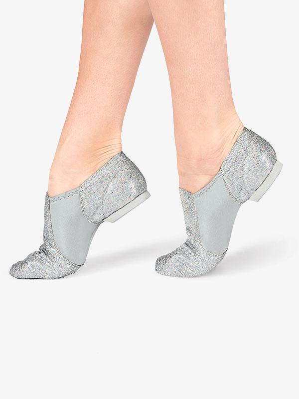 Glitter Jazz Shoes - Jazz Shoes