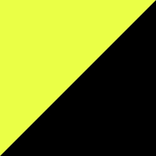 Neon Yellow/Black