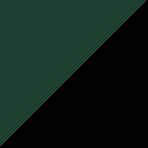 Dark Green/Black