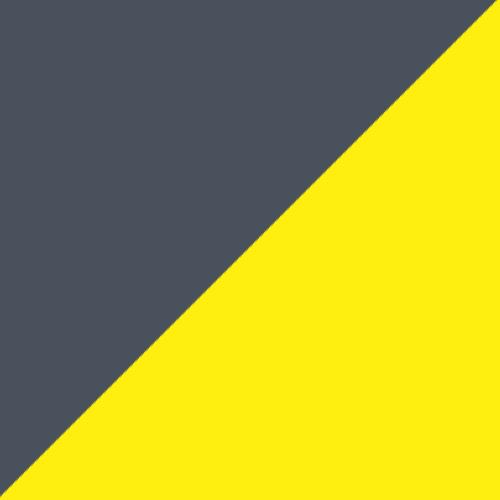 Graphite/Power Yellow