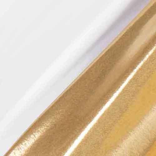 White/Gold