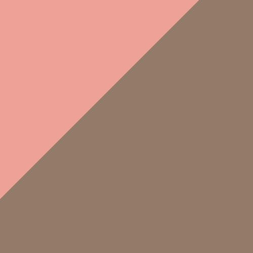 Cantaloupe/Star Latte/Nude Mesh