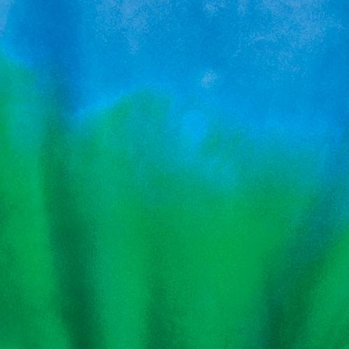 Azure Blue/Bright Green