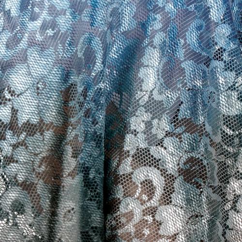 Cerulean Blue/Black