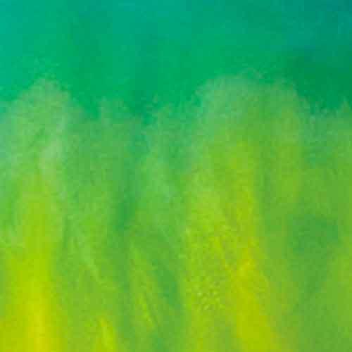 Emerald Green/Sulpher Green